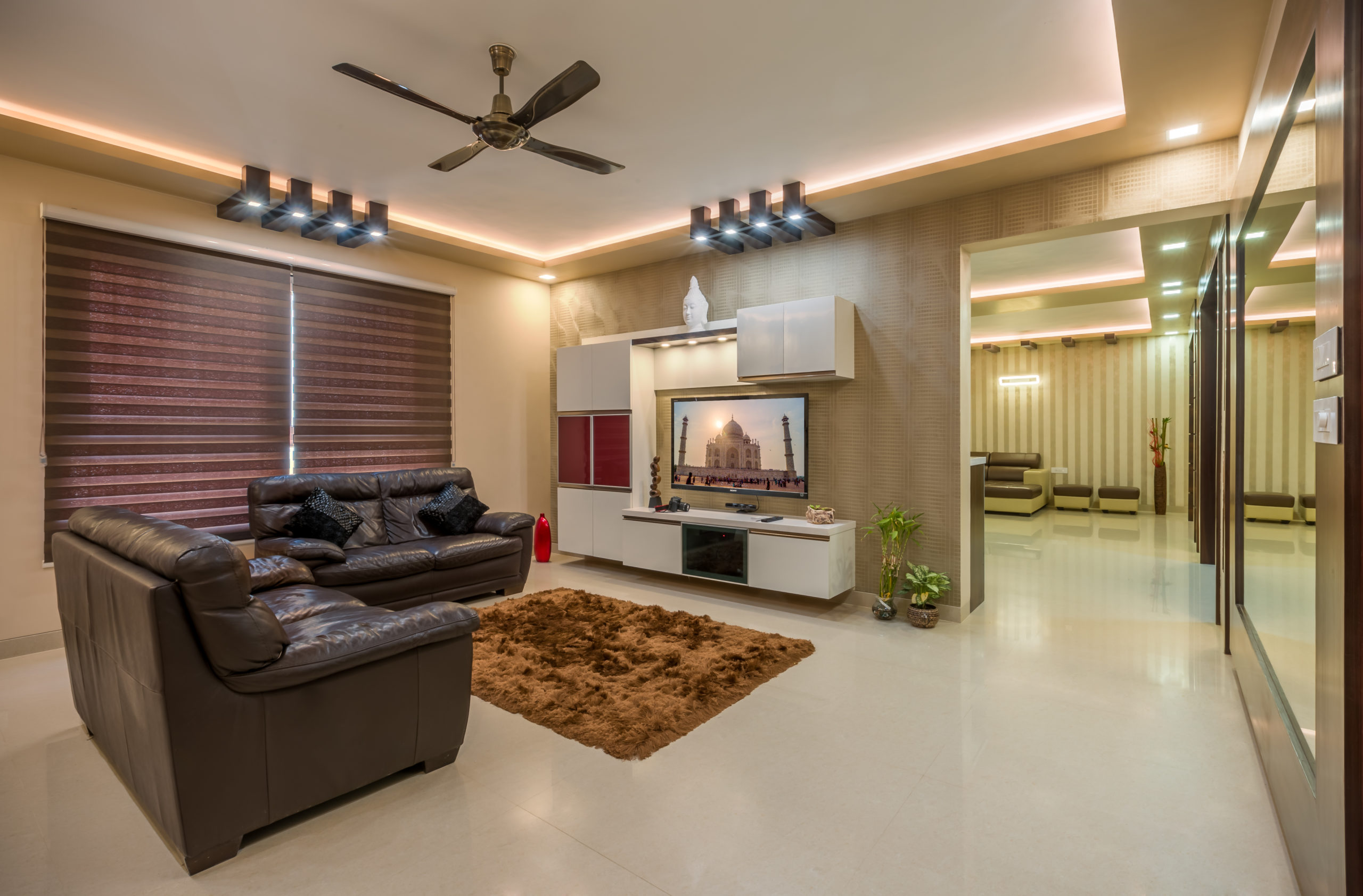 interior decoration of your living space