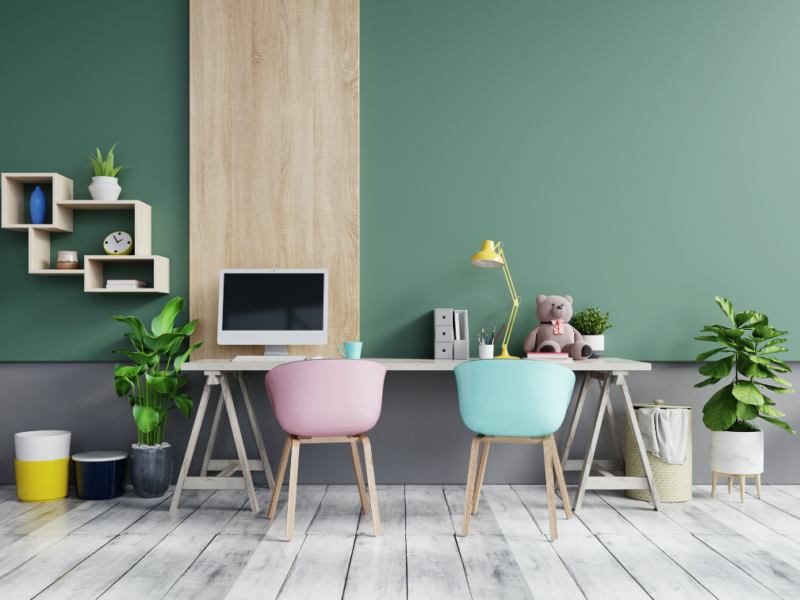 Home Office Interior Design Tips That Work